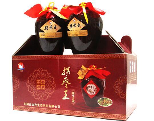 """""""拐枣王""""酒[图]"""