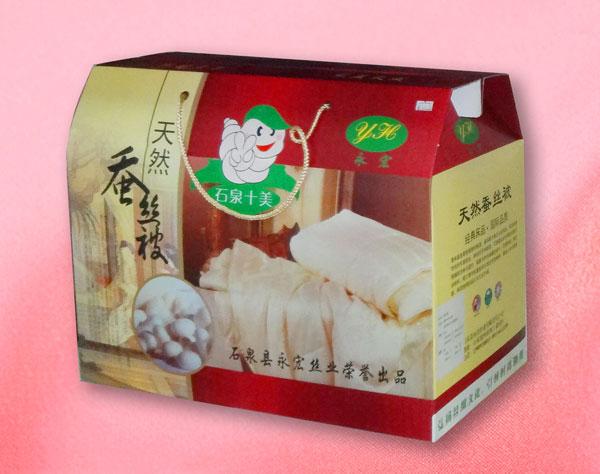 石泉县丝织品